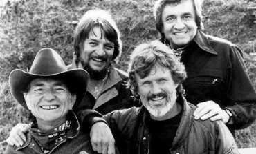 The Highwaymen Announce New Box Set The Highwaymen Live - American Outlaws For May 2016 Release