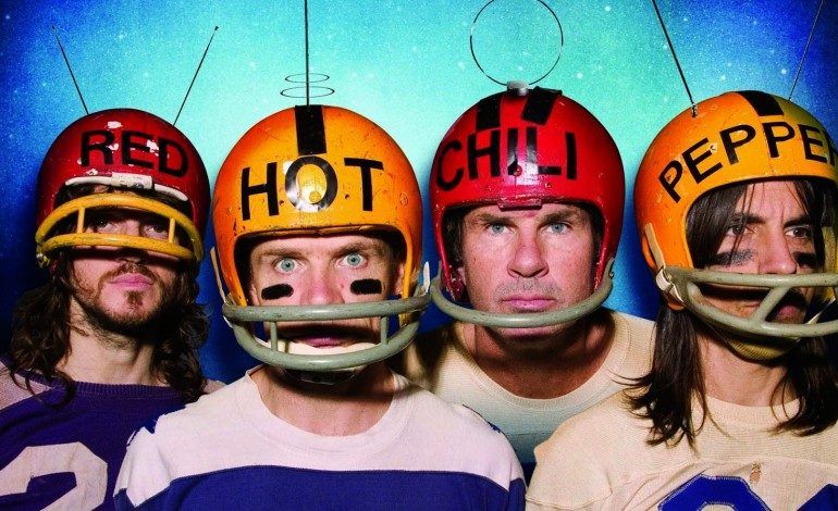 Red Hot Chili Peppers Announce New Album The Getaway For June 2016 Release