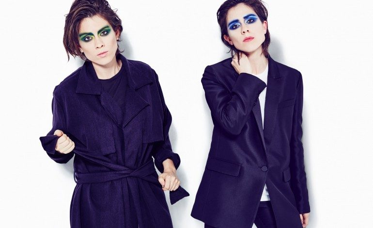"WATCH: Tegan & Sara Release New Video For ""100x"""