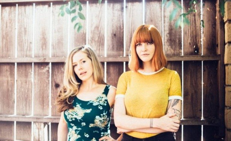 Katy Goodman And Greta Morgan Announce New Covers Album Take It, It's Yours For August 2016 Release