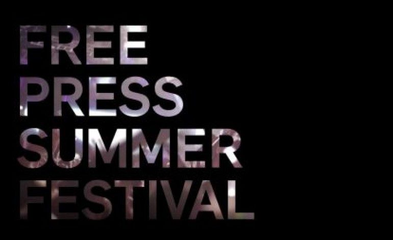 Free Press Summer Festival Temporarily Postponed Due To Inclement Weather