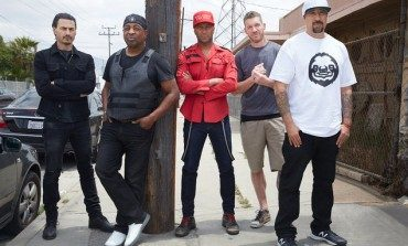 "Prophets of Rage Release Clip Mosaic Video for ""Strength In Numbers"""
