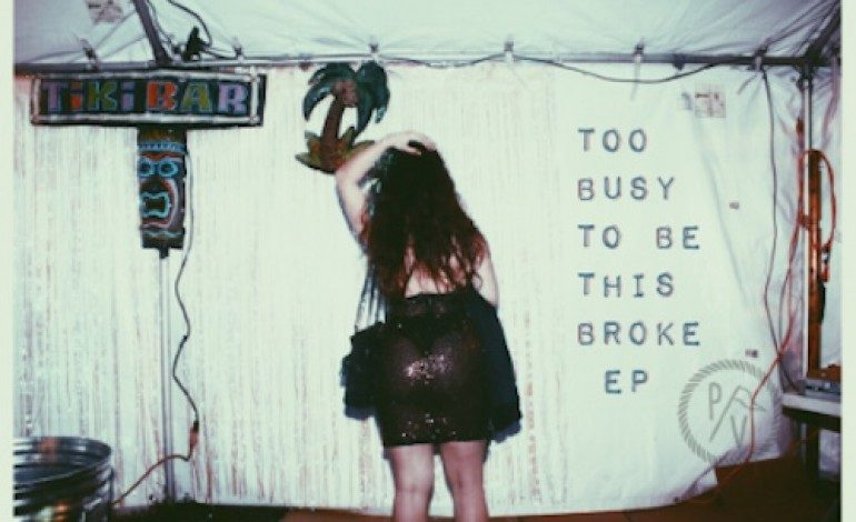 Rapper Shane- Too Busy To Be This Broke