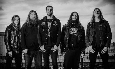 Skeletonwitch Announces Fall 2016 Tour Dates Featuring Iron Reagan As Opening Act