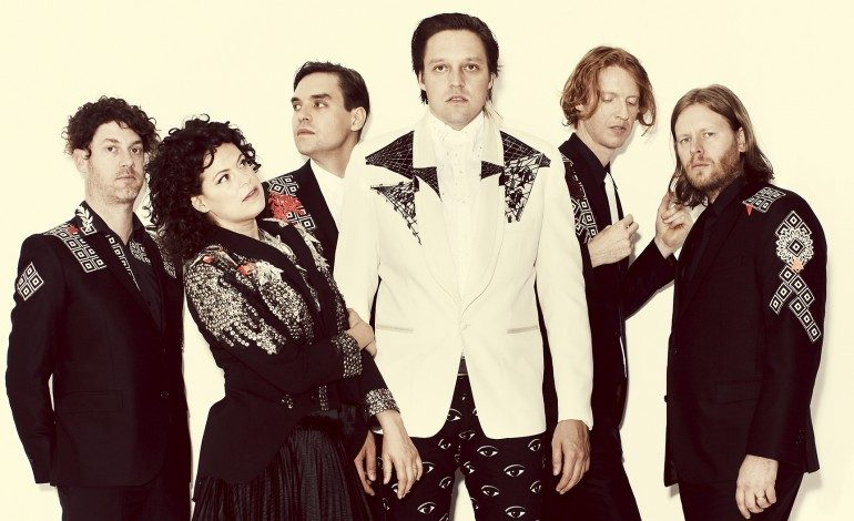 WATCH: Entire Video of Arcade Fire's First Live Show In 2 Years