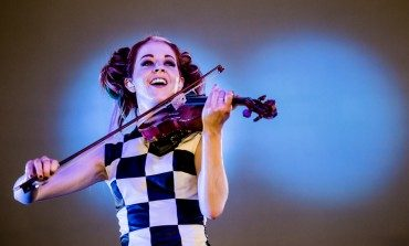 Lindsey Stirling at the Microsoft Theater on August 30th