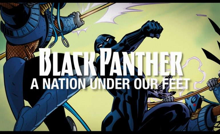"""New Jean Grae Song """"What You Came For"""" Released For Marvel Black Panther Feature"""