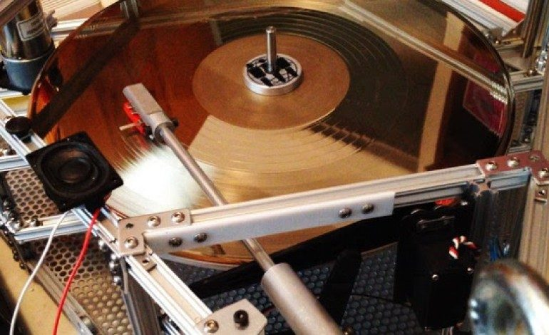 Jack White's Third Man Records Reveals Plans To Play Vinyl In Space