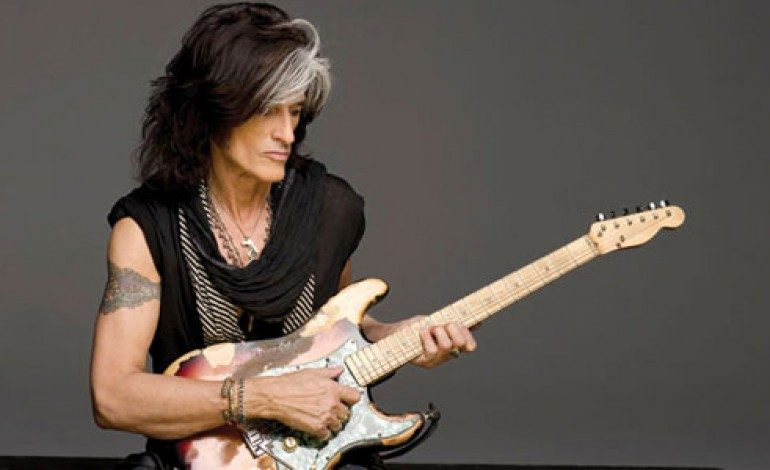 Joe Perry Recovering After Onstage Cardiac Arrest At Hollywood Vampires Gig