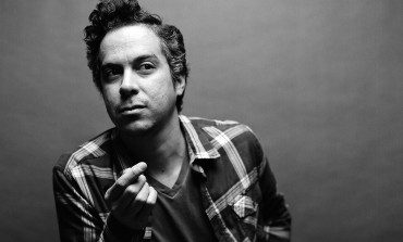 M. Ward Performs With She & Him And Monsters Of Folk Bandmates Onstage