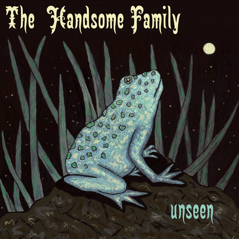 The Handsome Family Announces New Album Unseen For
