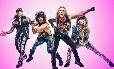 Steel Panther @ House of Blues 12/4