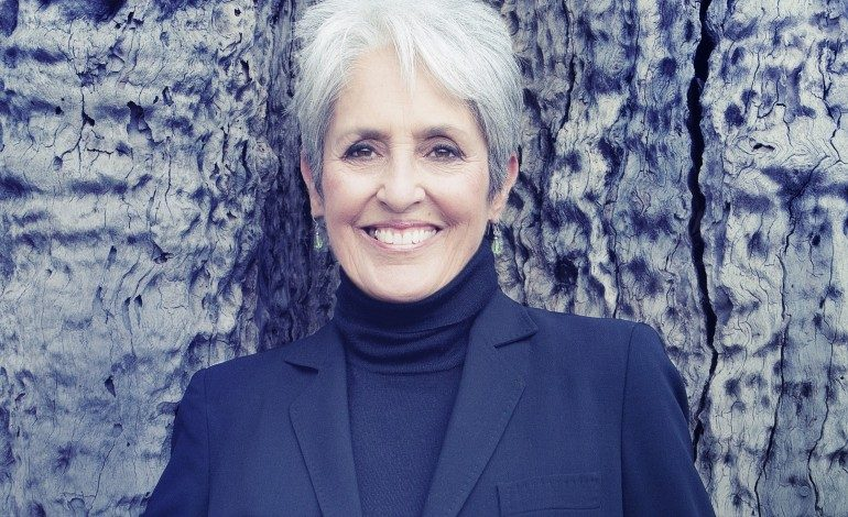 """Joan Baez Announces Winter 2019 Extension of """"Fare There Well…"""" Tour Dates"""