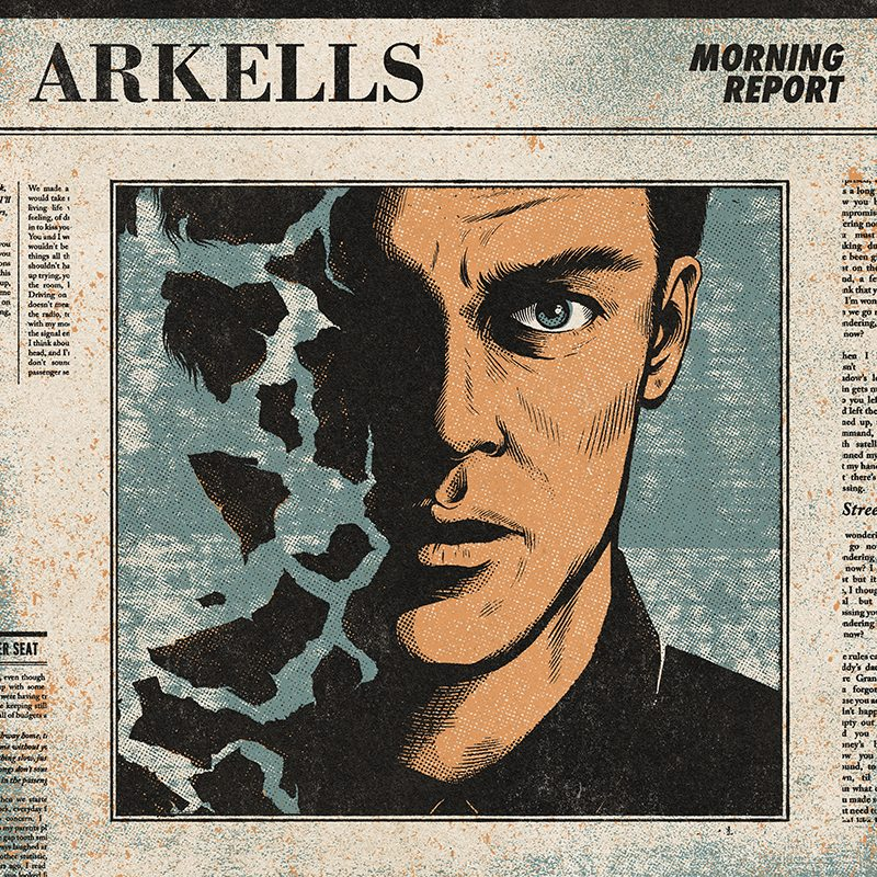 Arkells Morning Report Mxdwn Music