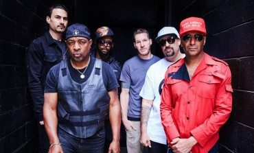 "Prophets of Rage Gets Trippy in ""Legalize Me"" Music Video"