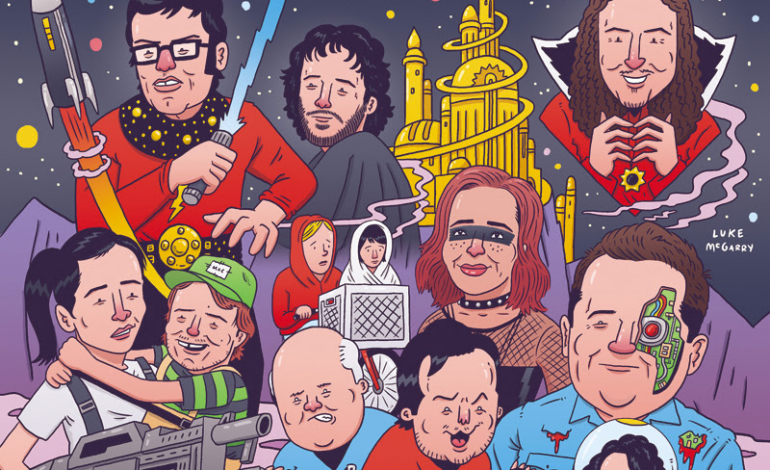 Tenacious D's Festival Supreme Announces 2016 Lineup Featuring Flight of the Conchords, Mac DeMarco, And Patton Oswalt