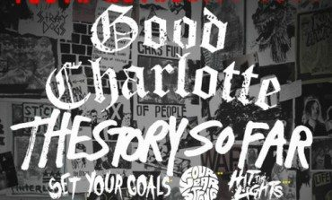 Good Charlotte, The Story So Far, Four Year Strong, Big Jesus @ Riviera Theatre 11/4