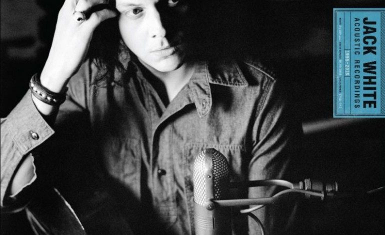 """LISTEN: Jack White Releases New Song """"Battle Cry"""""""