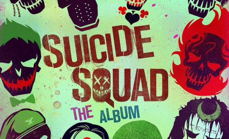 Various Artists – Suicide Squad OST