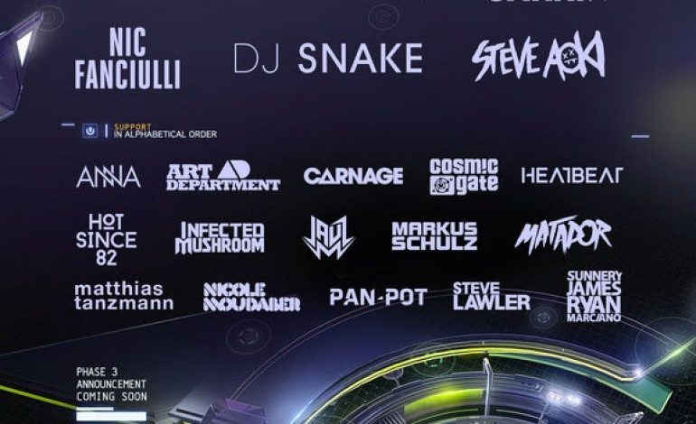 ULTRA Brasil Announces 2016 Lineup Featuring Above & Beyond, Krewella and Steve Aoki