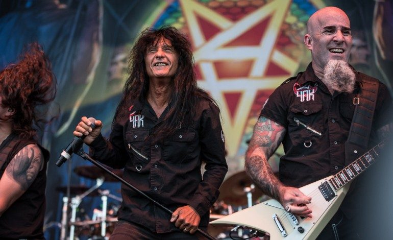 Anthrax Announces Their 1987 Album Among The Living Will Be Adapted Into A Graphic Novel For May 2021 Release