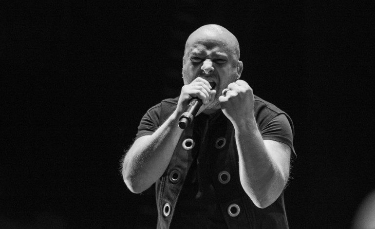Disturbed Play Israeli National Anthem and David Draiman Criticizes Roger Waters at Rishon LeZion, Israel Concert