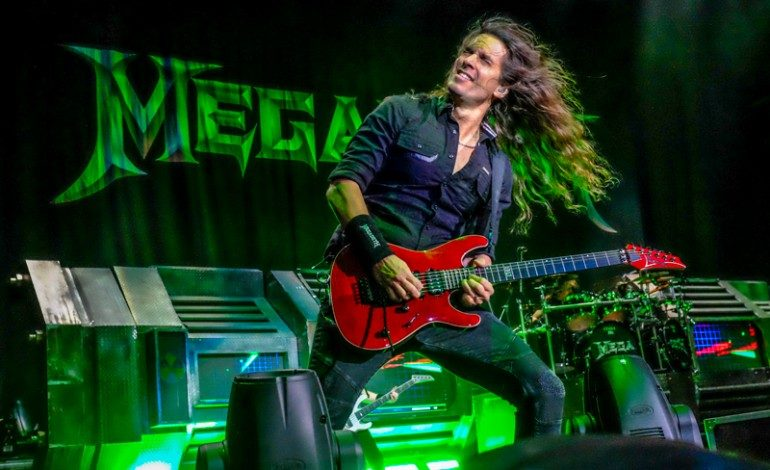 Megadeth and Lamb of God Will be Rocking Out at the BB&T Pavilion June 18