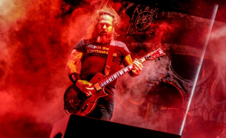 Exodus and Ex-Slayer Guitarist Gary Holt Has Officially Tested Positive for Coronavirus