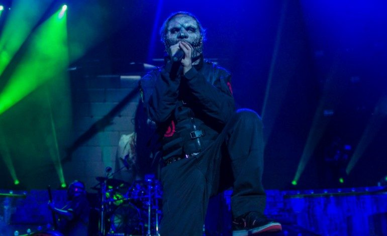 After Recovering From COVID-19, Corey Taylor Has Three Slipknot Songs to Record