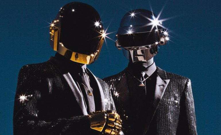 Daft Punk Will Not Tour in 2017