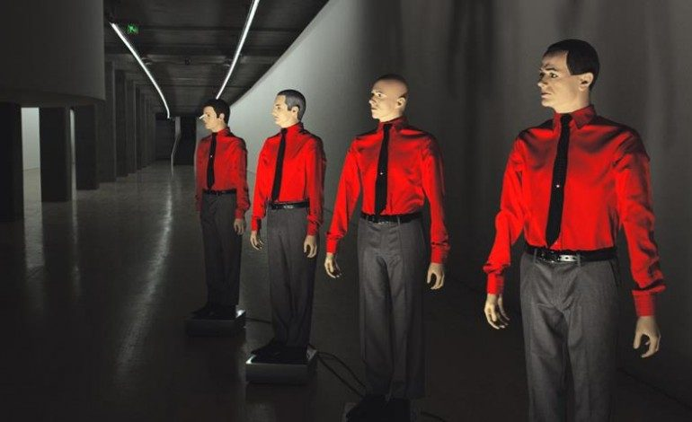 No, We Are the Robots Kraftwerk 3-D Live at the Hollywood Bowl
