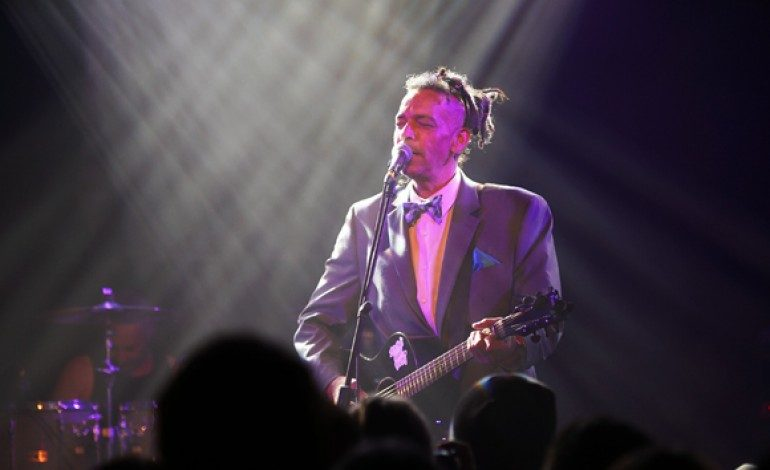 Chuck Mosley Live Album First Hellos and Last Goodbyes Announced for Record Store Day 2020 Release