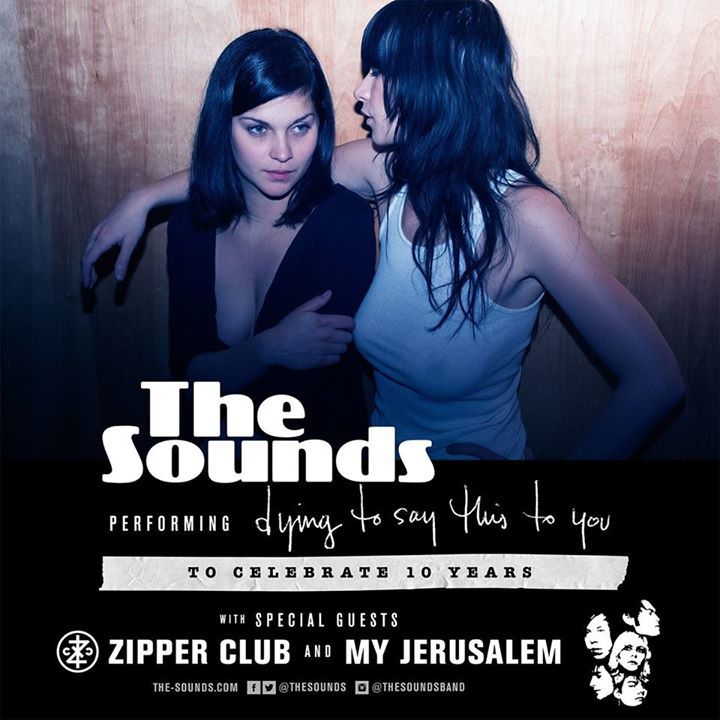 The Sounds poster