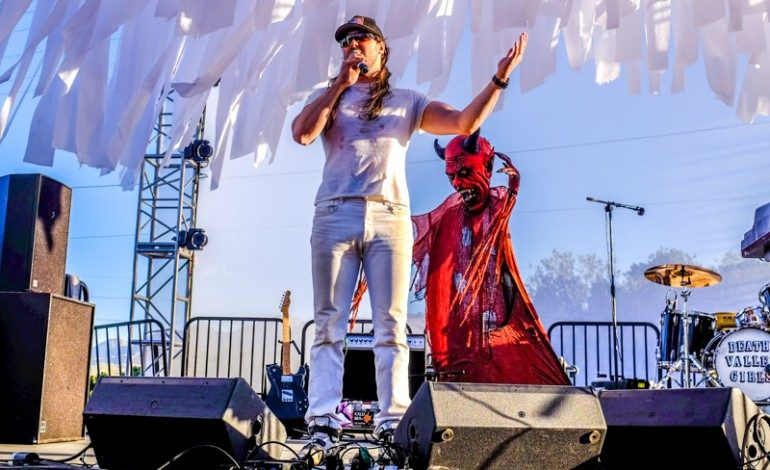 Andrew W.K. Signs with Napalm Records and Announces New Music Coming Soon