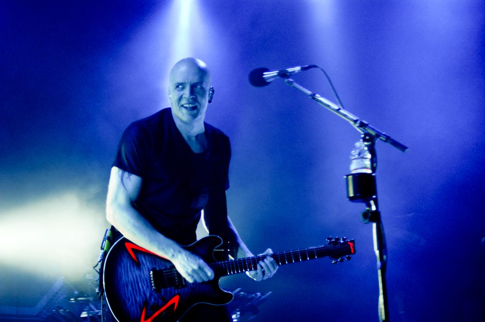 Devin Townsend Tweets Recording Plans for Empath, Reveals Theme of the Album and Contemplates Making it a Double Album