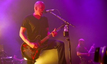 """Devin Townsend Lets Go of Fear with a Launch Into a Black Hole in New Video for """"Why?"""""""