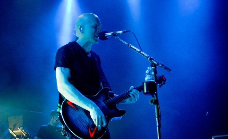 Devin Townsend Updates Progress on Puzzle, Says He's Mixing the Album