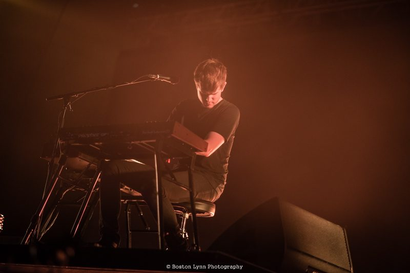 """James Blake Shares Cover of Joy Division's """"Atmosphere"""""""