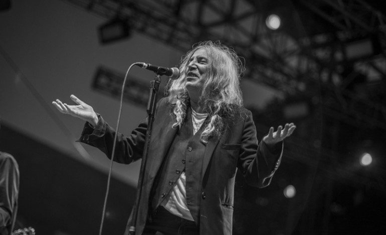 """Patti Smith Announces """"An Evening Of Words and Music"""" Broadcast Live from The Murmrr Theatre on September 4 2020"""