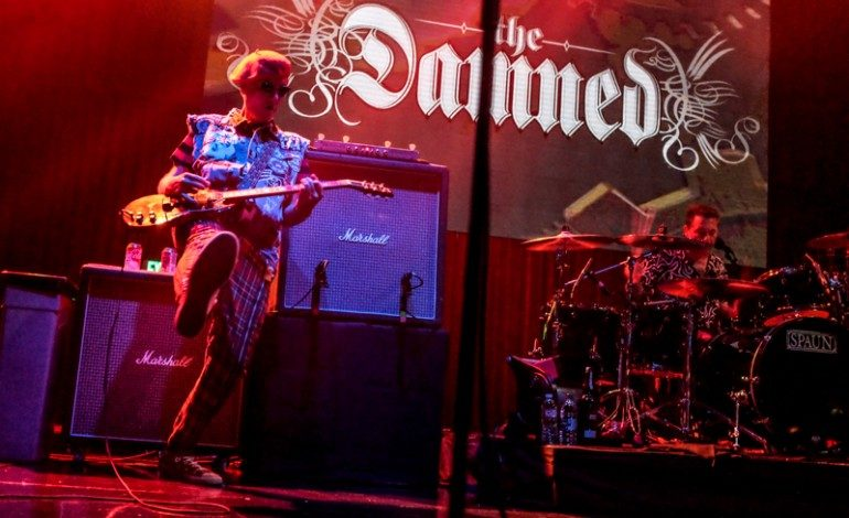 """The Damned Continue to Perfect Classic Punk On New Song """"Manipulator"""""""