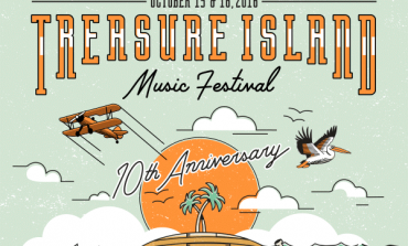 Christine and the Queens, Sylvan Esso, Sigur Ros and More at Treasure Island Fest in San Francisco