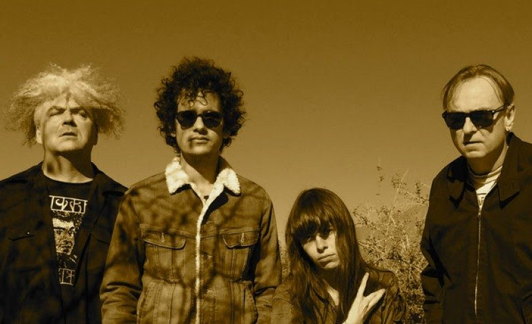 Melvins' King Buzzo and Dale Crover, Teri Gender Bender, Omar Rodriguez-Lopez Form New Group Crystal Fairy and Announce Self-Titled Album For February 2017 Release