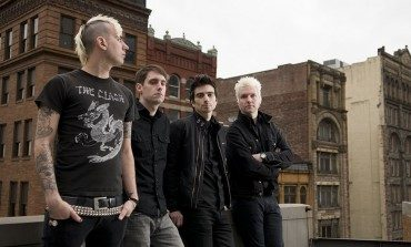 """Anti-Flag Featuring P.O.S & Tom Morello Release New Song """"Without End"""""""