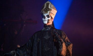 """Watch Papa Emeritus Zero Reluctantly Accept Cardinal Copia as the """"New"""" Ghost Frontman"""