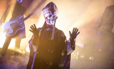 Tobias Forge Says in Interview That Ghost More Solo Project Than Band