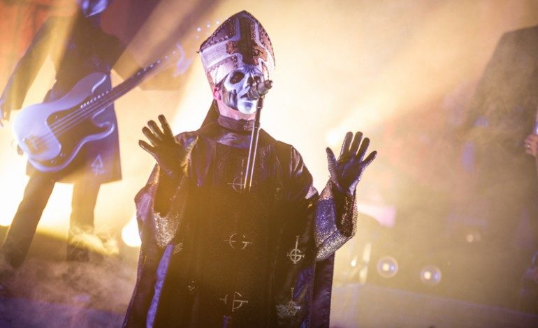 Former Ghost Members To Meet With Tobias Forge Regarding A Settlement