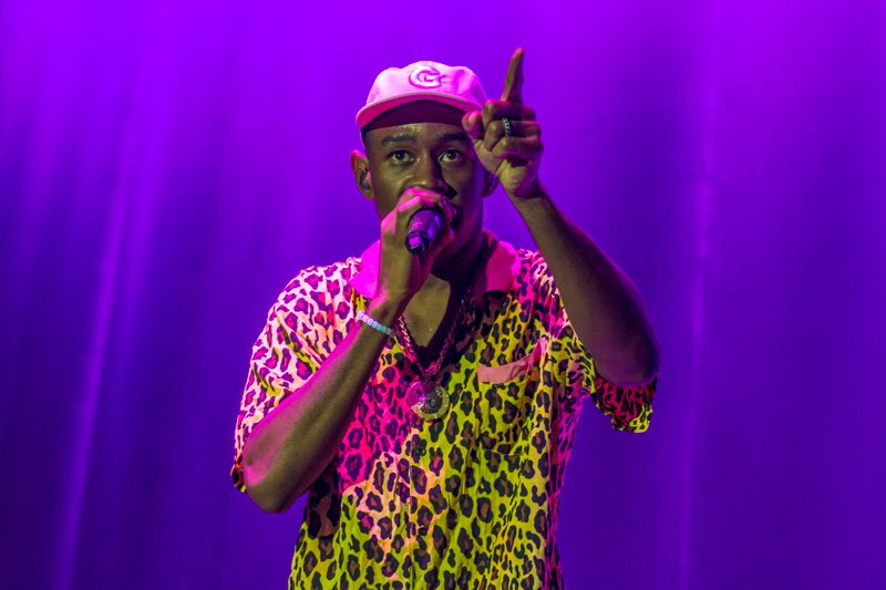 """Tyler, The Creator Goes Inside the Studio in New Video for """"435"""""""
