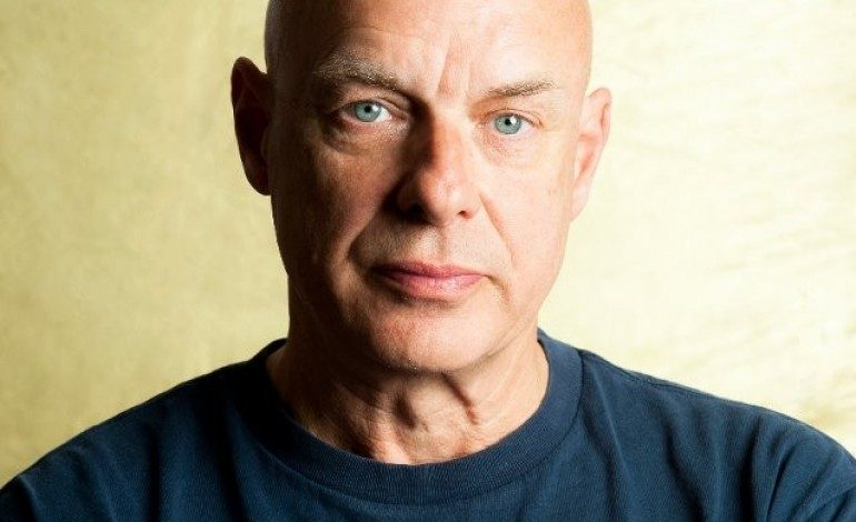 """Brian Eno Takes On The Conservatives in Playful New Pop Song """"Everything's on the Up With the Tories"""""""
