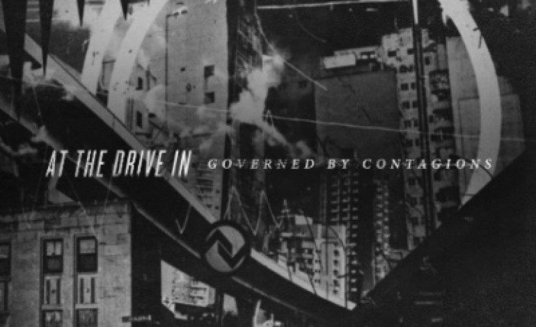 At The Drive In  Announces Winter 2017 Tour Dates