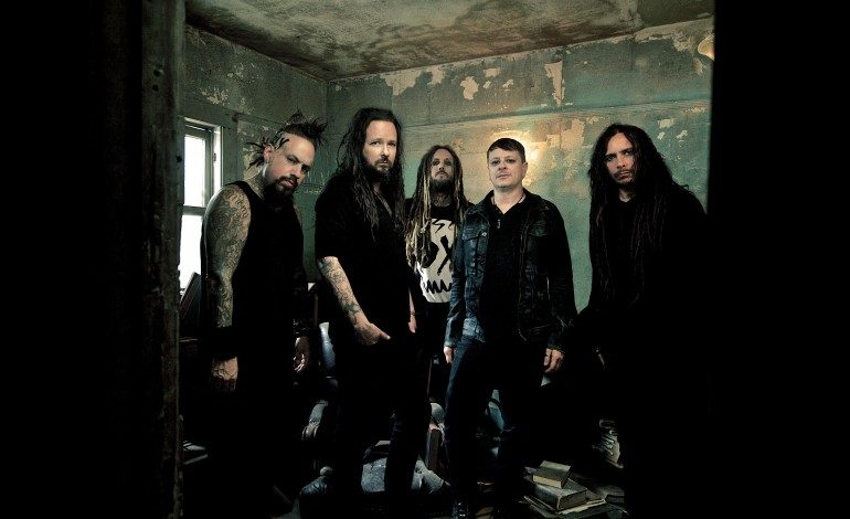 "Korn Tease New Material With Caption  ""Watch It All Fall Down,"" On Social Media"